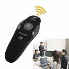 Kualitas 3 Pcs 2 4 Ghz Pena Penunjuk Sinar Laser Usb Nirkabel Penerima Remote Control Power Point Ppt Hq Oem