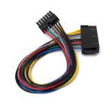Harga 3 Pcs 24 Pin Untuk 14 Pin Power Supply Atx Kabel Untuk Lenovo Motherboard Yang Murah Dan Bagus