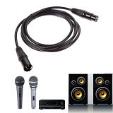 Promo 3Pin Xlr Laki Laki Ke Perempuan Mikrofon Kabel Ekstensi Audio Kabel 10 M 33Ft