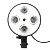 4 In 1 E27 Socket Lampu Senter Lampu Bulb Holder Adapter Untuk Photo Video Studio Softbox Intl Murah