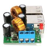 Toko 4 Usb Port Selangkah Ke Dewan Sumber Daya Listrik Konverter Modul Dc 12 V 24 V 40 V Sampai 5 V 5 Amp Intl Dekat Sini