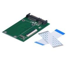 40 Pin Ziw/CE 1.8 Inch SSD/HDD Ke SATA Male Adaptor Papan Konverter-Internasional