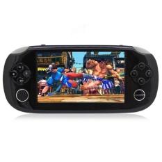 4.3 Inch 4 GB SUPER SLIM dengan LED Senter Handheld Konsol Game PSP T850 MP4 MP5 Player dengan Kamera untuk Studi dan Hiburan-Intl