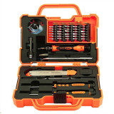 Jual 45In1 Jm 8139 Screwdriver Set Repair Kit Opening Tools For Cellphones Computer Intl Oem