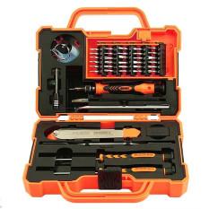 Promo 45In1 Jm 8139 Screwdriver Set Repair Kit Opening Tools For Cellphones Computer Intl