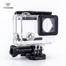 45 M Menyelam Waterproof Case Cover Sports House Box Dengan Mount Untuk Go Pro Hero 4 3 Session 4 K Go Pro Session Action Sport Camera Accessories Intl Oem Diskon
