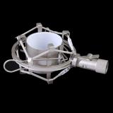 Harga 48 51Mm Logam Mic Mikrofon Penahan Shock Dudukan Klip Suara Studio Rekaman Internasional Terbaru