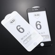 Tips Beli 4D Premium 9 H Kaca Sutra Pelindung Layar Cover Guard Untuk Iphone 6 Internasional Yang Bagus