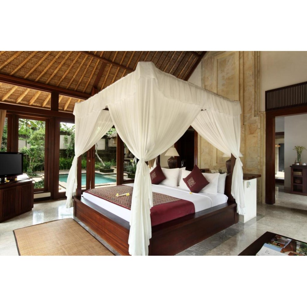 Voucher Hotel The Ubud Village Resort & Spa Bali - Garden Pool Villa Breakfast (Promo) 4D3N