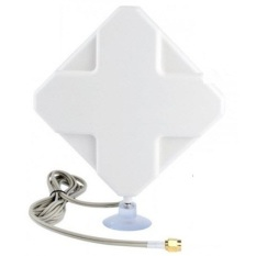 Beli 4G Lte Mimo External Antenna For Modem Routers Dual Ts9 Connector White Kredit Jawa Tengah