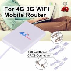 Spesifikasi 4G Lte Ts9 Pria Antena Panel Jaringan Wireless Signal Booster Untuk Router Internasional Terbaik