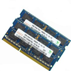 4GB 2PCS 2GB DDR3 PC3 10600 1333MHz Compatible with DDR3 1066MHZ 204PIN Laptop Memory RAMS - intl