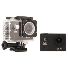 4 KB Olahraga DV Waterproof Kamera SJ9000 Aksi Kamera Video Kamera Hitam
