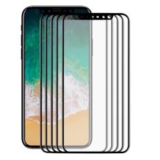 Beli 5 Paket Bakeey 3D Soft Edge Carbon Fiber Pelindung Layar Anti Gores Film Untuk Iphone X Hitam Intl Online Murah