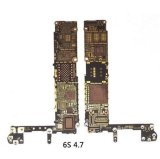 Jual 5 Pcs Lot Baru Untuk Iphone 6 S 4 7 N*d* Motherboard T*l*nj*ng Mainboard Bare Light Logic Board Intl Ori