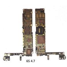 Obral 5 Pcs Lot Baru Untuk Iphone 6 S 4 7 N*d* Motherboard T*l*nj*ng Mainboard Bare Light Logic Board Intl Murah