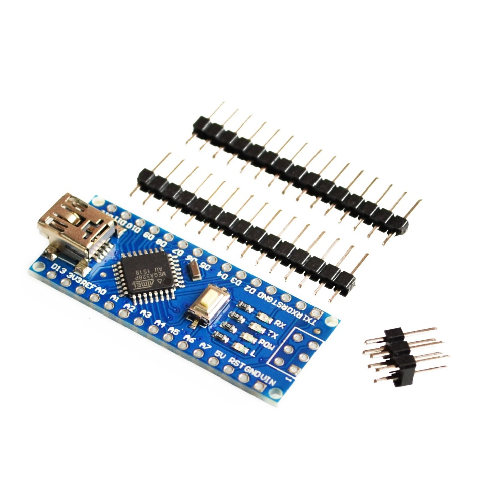 Jual 5 Pcs Nano 3 Controller Kompatibel Untuk Arduino Nano Ch340 Driver Usb Intl Oem Murah