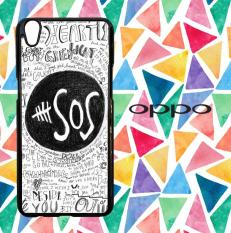 5 second of summer G0052 Casing Custom Hardcase Oppo Neo 9 (A37)  Case Cover