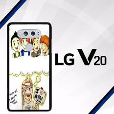 5 seconds of summer fan arts V1356 LG V20 Case