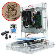 500mW USB DIY Laser Engraving Printer Engraver Logo Marking Cutting Machine