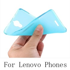 50/Lot For Lenovo K8 K10 P2 P70 K6 Note A1010 Vibe B C2 ZUK Edge Z2 PRO S1 Lite K5 P1 P1M X3 Case TPU Cover Soft Gel Silicone - intl
