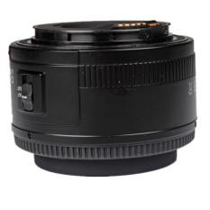 50 Mm F1.8 Aperture Besar Auto Fokus Lensa untuk Canon EF Gunung EOS