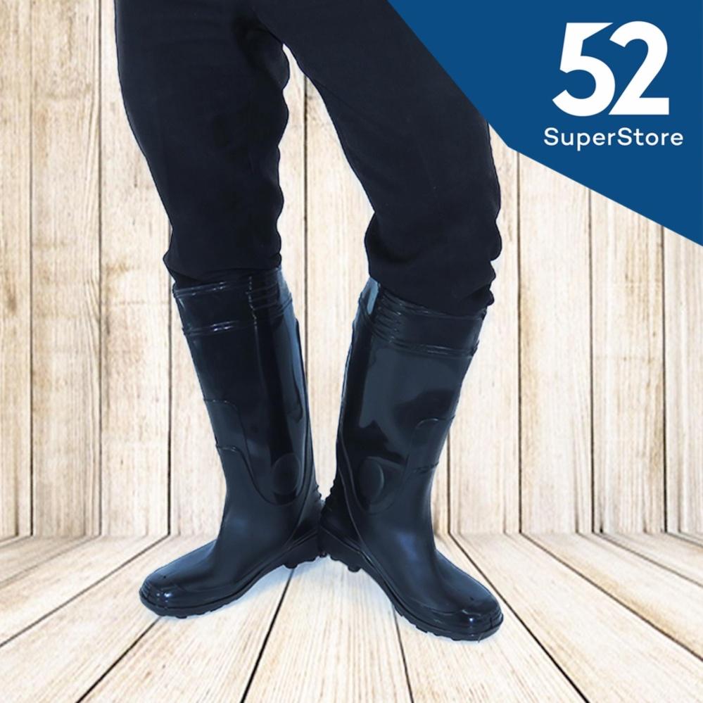 Perbandingan Harga 52 Wing On Sepatu Boot On 8898 Black Size 39 42 Di Jawa Timur