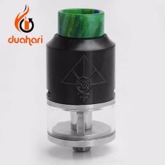 Spek 528 Custom Goon V2 Rdta Rta Rda Atomizer 24 Mm Top Quality Clone 1 1 Vape Vaporizer Electric Cigarette Black