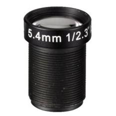 5.4 MM 10 Juta Piksel Datar Lensa Tanpa Penyaring IR untuk GoPro HERO 3 3 + 4 Hitam Perak Kamera Olahraga -Internasional