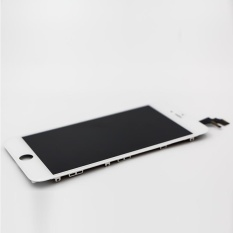 Ulasan Tentang 5 5 Lcd Display With Touch Screen Digitizer Assembly For Iphone 6 Plus 3D Touch In White Black Color White Intl