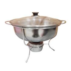 555 SA Warmer Stove - Stainless Steel