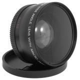 Toko 58Mm 45X Macro Wide Angle Lens 62Mm Depan Baru Untuk Canon Rebel Eos Lf037 Sz Hitam Murah Hong Kong Sar Tiongkok