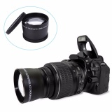 58Mm 2 0X Tele Telephoto Lens Untuk Kamera Digital 2X58 Intl Tiongkok