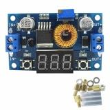 Spesifikasi 5A Dc Dc Adjustable Step Down Modul Dengan Voltmeter Intl Murah
