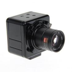 5MP Digital Mikroskop Industri Lensa Kamera dengan Kabel (Hitam)-Intl