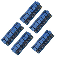 Beli 5 Buah 8 Saluran 12 V Relay Modul Pelindung Arduino Uno 2560 1280 Arm Pic Internasional Secara Angsuran