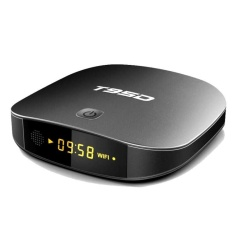 5pcs MiLu T95D with led display Android TV Box RK3229 quad core 1GB8GB Smart internet Media player 4K HD WIFI set top box cheap - intl