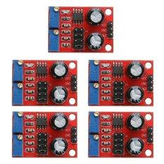 Tips Beli 5 Pcs Ne555 Pulse Frequency Duty Cycle Adjustable Modul Sinyal Gelombang Generator Intl