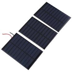 5 V Mini Panel Surya Daya Baterai Charger Pengisian Modul DIY Cell Mobil-Intl