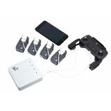Harga 6 In 1 Charger Baterai Cepat Untuk Dji Spark Baterai Dan Remote Controller Transmitter Charger Hub Intl Murah