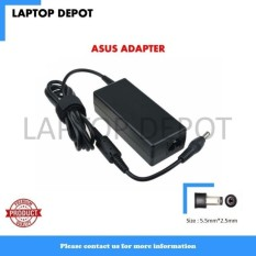 (Garansi 6 Bulan) Penggantian Laptop/Notebook Adaptor AC AsusS550C 19 V 3.42A (65 W) 5.5*2.5mm-Intl