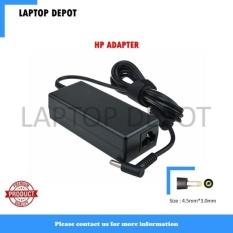 (Garansi 6 Bulan) Penggantian Laptop/Notebook Adaptor AC ChargerHP ENVY 13-d010 19.5 V 3.33A (65 W) 4.5*3.0mm-Intl