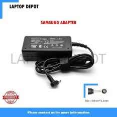(6 Months Warranty) Replacement Laptop/Notebook AC Adapter forSamsung NP530U3C-A02US 19V 2.1A (40W) 3.0*1.1mm   - intl
