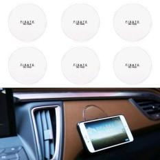 Berapa Harga 6 Pcs Magis Super Kuat Terpaku Gel Pad Untuk Mobil Mobile Phone Holder Sticker Strong Tongkat Lem Wall Sticker Untuk Iphone Intl Oem Di Tiongkok