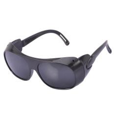 Kualitas 600 700 Nm Merah Kacamata Pengaman Laser Kacamata Pelindung Eyewear Hitam Oem