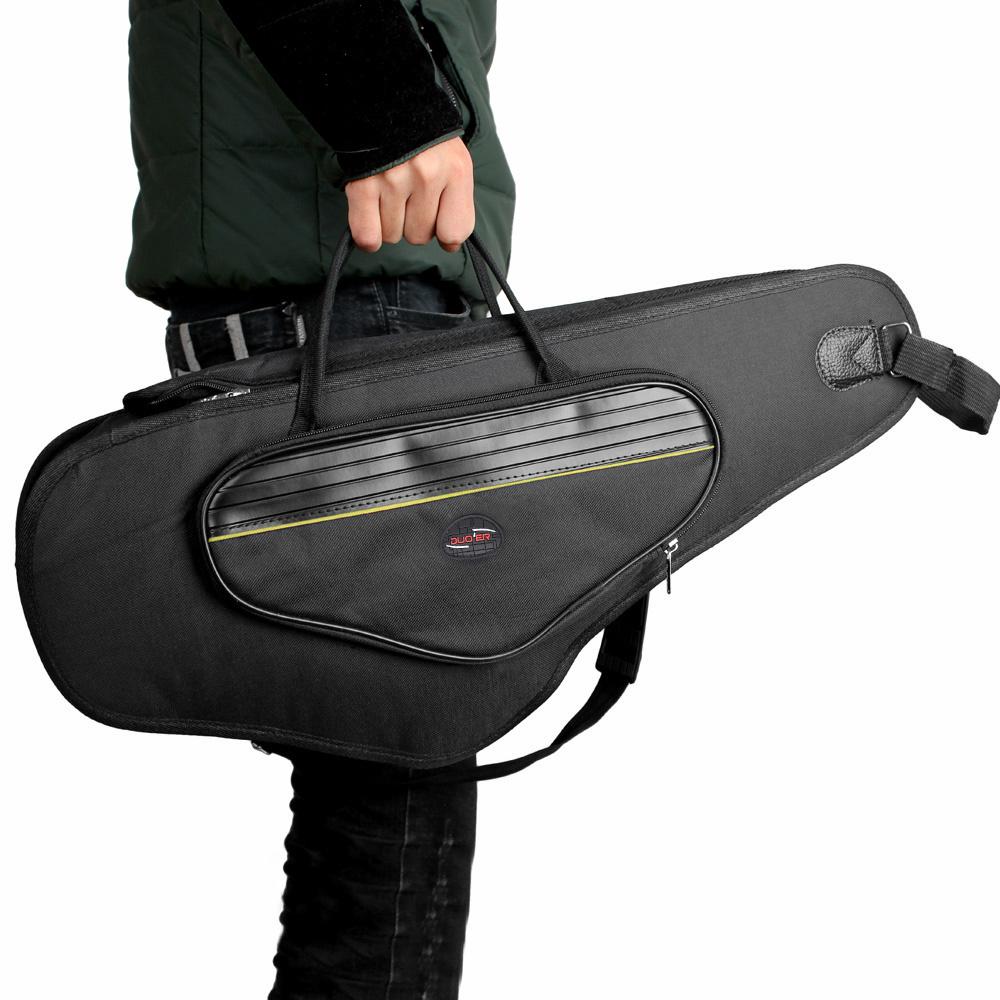 Jual 600D Tahan Air Manggung Tas Kain Oxford Disesuaikan Tali Bahu Ransel Kantong 5 Mm Kapas Empuk Untuk Alto Saksofon Branded Original