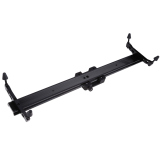 60 Cm Commlite Slider Dolly Video Stabilizer Sistem Untuk Dslr Camcorder Baru Original