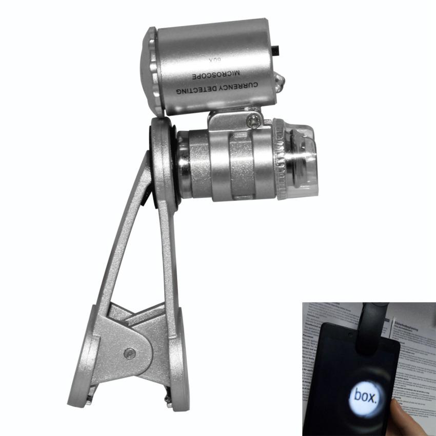 Toko 60X Optical Zoom Mikroskop Mikrofon Lensa Pembesar Kamera Intl Terlengkap Hong Kong Sar Tiongkok