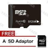 Spesifikasi 64G 128 Gb 256 Gb 512 Gb Cukup Memori Kartu Micro Sd Flash Kelas 10 Kartu Memori Yg Baik