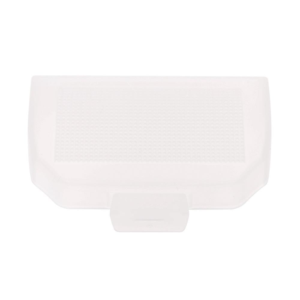 680-15 White Flash Bounce Head Speedlite Diffuser untuk YONGNUO YN685EX/YN600EX-RT-Intl